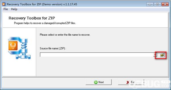 Recovery Toolbox for ZIP(ZIP文件修复工具)v1.1.17.45免费版【3】