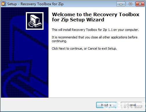 Recovery Toolbox for ZIP(ZIP文件修复工具)v1.1.17.45免费版【2】