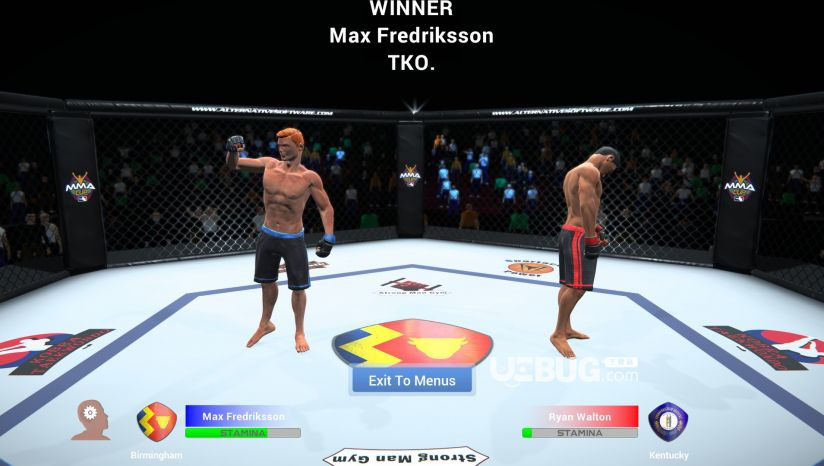 《MMA俱乐部经理》中文免安装版