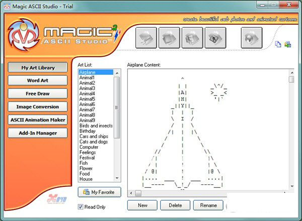 Magic ASCII Studio(字符画生成器)