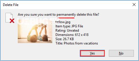 使用Wise Data Recovery找回不小心删除的照片方法