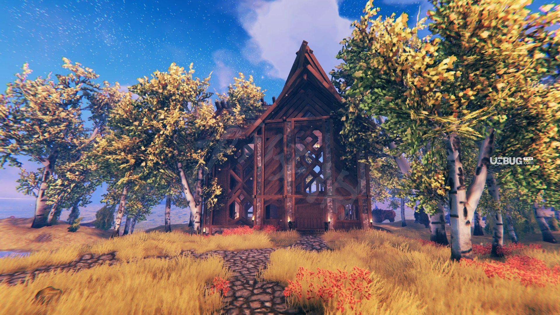 《Valheim英灵神殿》游戏中丑地精村庄怎么探索