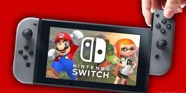 switch任天堂游戏主机怎么连接电视