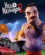 《你好邻居2》中文试玩版